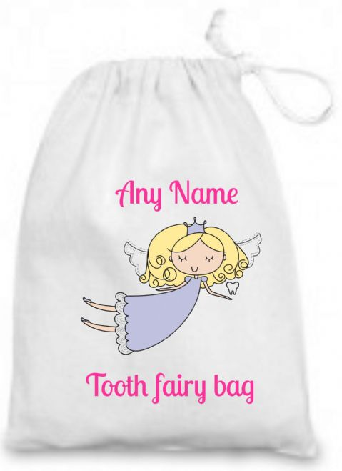 Tooth Fairy Bag 2